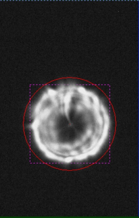 image collimation